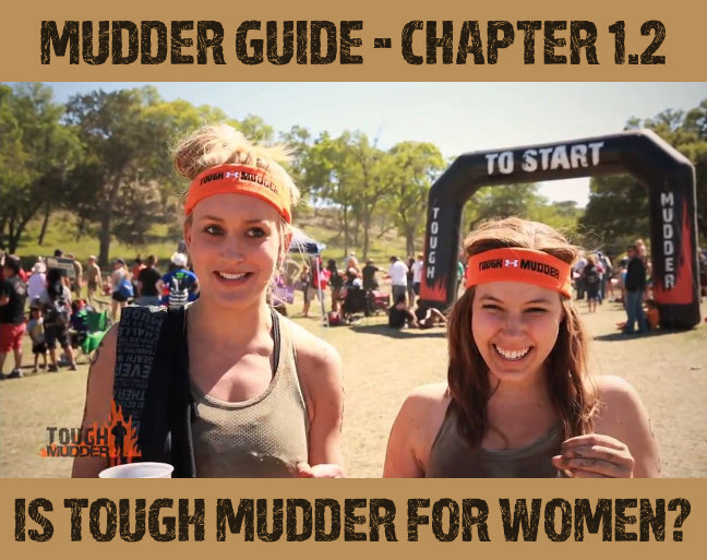 Is Tough Mudder for Women?