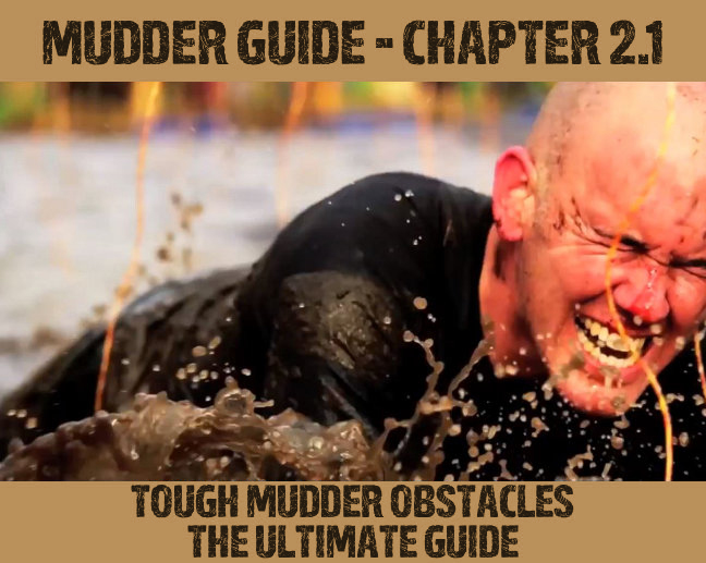Tough Mudder Obstacles