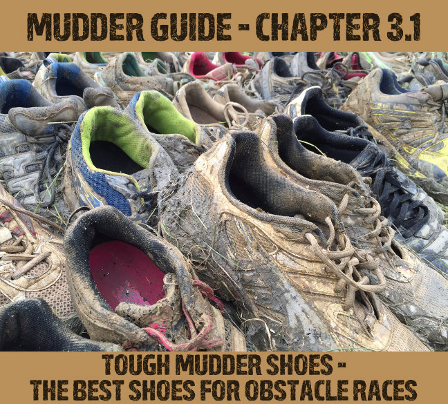 Shoes Tough Mudder & Obstacle Runs