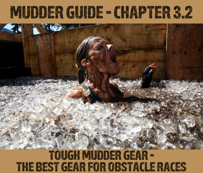 Clothes Tough Mudder Obstacle Runs