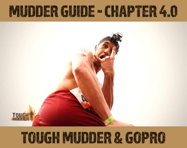 Tough Mudder & GoPro