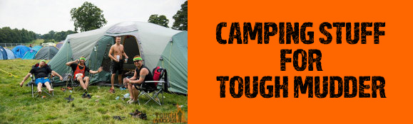 Tough Mudder Camping