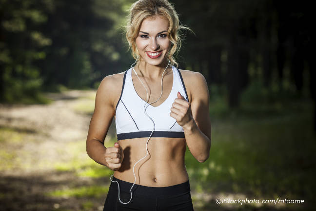Well-trained abs will help you at Tough Mudder