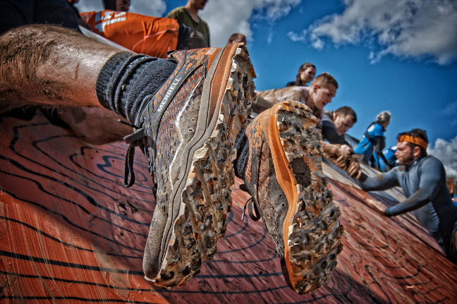 Merrell Shoes Obstacles