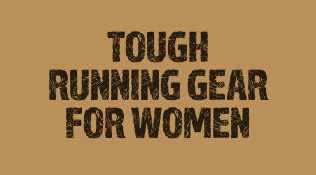 Tough Mudder Running Gear for Women