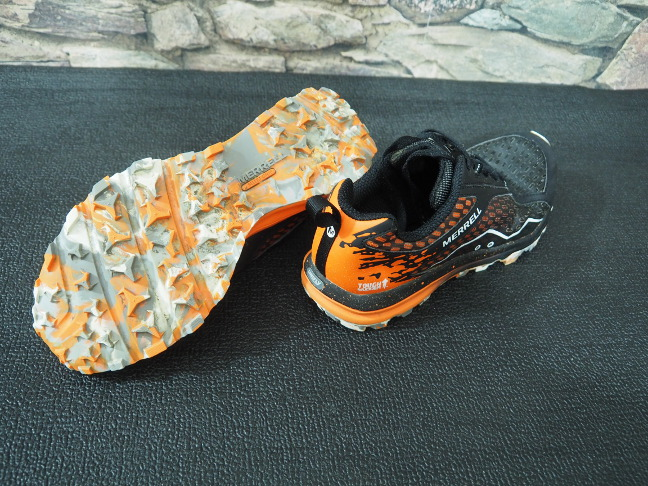 Tough Mudder Merrell All Out Crush