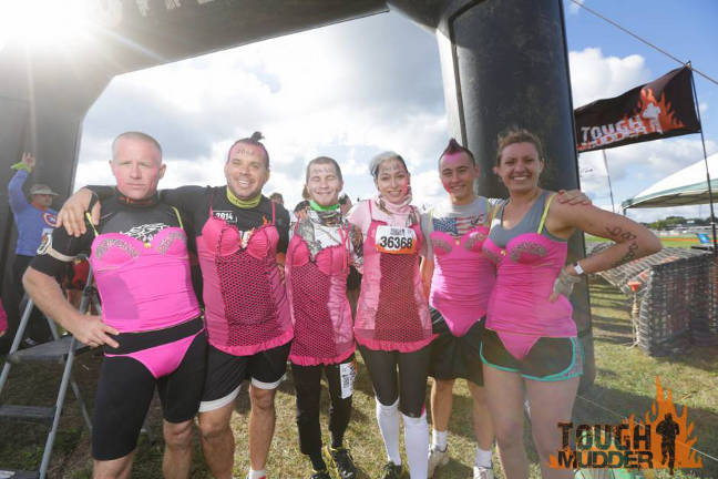 Is Tough Mudder right for me?