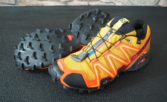 Salomon Speedcross 3 for Tough Mudder