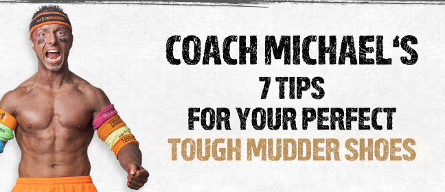 Tough Mudder Shoes Must-haves