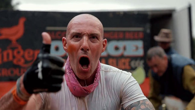 Tough Mudder: no pain no gain