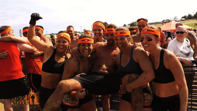 There is a Tough Mudder Woman in all of you :-)