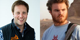 Will Dean & Guy Livingstone from Tough Mudder